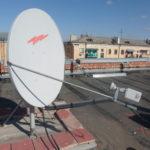 "VSAT для видеоконференций в МБОУ ""Гимназия №3"", Астрахань"